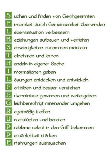 Selbsthilfegruppe_Bedeutung_gruen